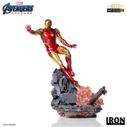 Iron Man Mark LXXXV BDS Art Scale Iron Studios Statue 1/10 (Avengers : Endgame)