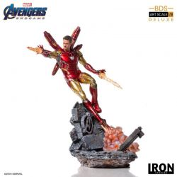 Iron Man Mark LXXXV Deluxe BDS Art Scale Iron Studios 1/10 figure (Avengers : Endgame)