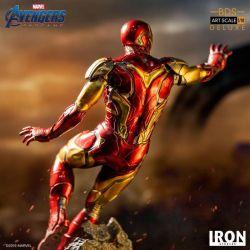 Iron Man Mark LXXXV Deluxe BDS Art Scale Iron Studios Statue 1/10 (Avengers : Endgame)