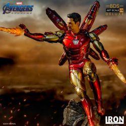 Iron Man Mark LXXXV Deluxe BDS Art Scale Iron Studios 1/10 figure (Avengers : Endgame)