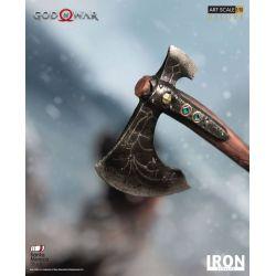 Kratos and Atreus Deluxe Art Scale Iron Studios 1/10 figure (God of War)