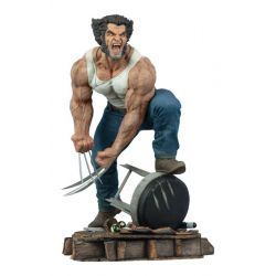 Logan Premium Format Sideshow Collectibles 38 cm statue (Marvel Comics)