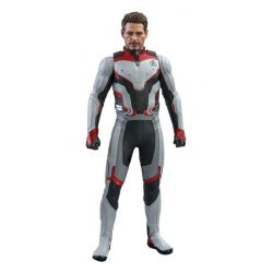 Tony Stark (Team Suit) Hot Toys MMS537 figurine 1/6 (Avengers : Endgame)