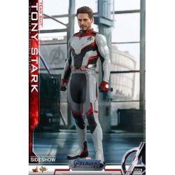 Tony Stark (Team Suit) Hot Toys MMS537 figurine 1/6 (Avengers : Endgame)