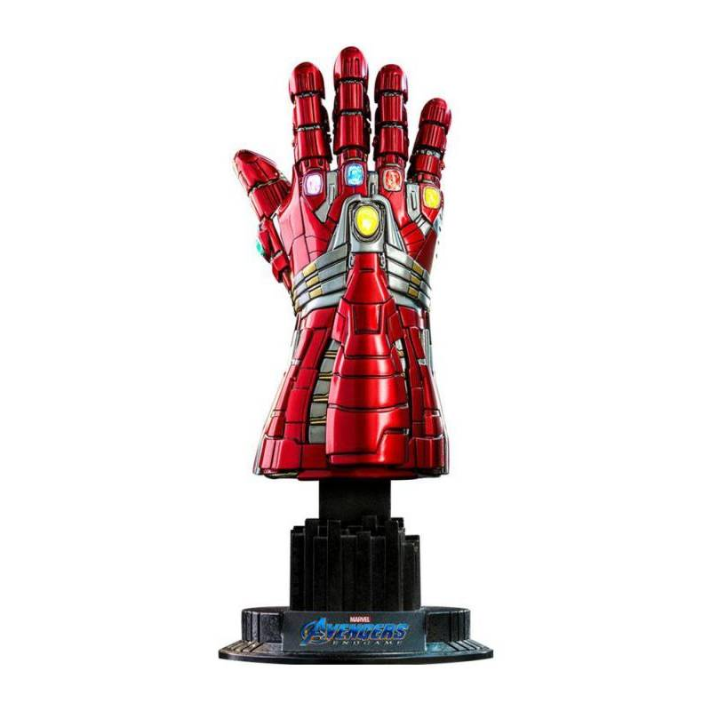 Nano Gauntlet (Hulk Version) Hot Toys ACS009 gant réplique 1/4 (Avengers : Endgame)