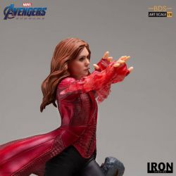 Scarlet Witch BDS Art Scale Iron Studios Statue 1/10 (Avengers : Endgame)