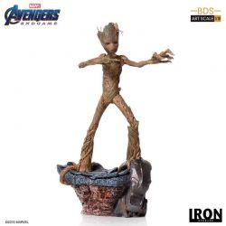 Groot BDS Art Scale Iron Studios Statue 1/10 (Avengers : Endgame)