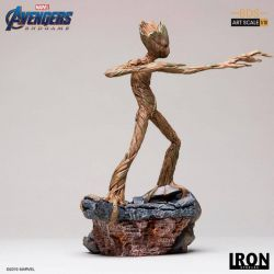 Groot BDS Art Scale Iron Studios 1/10 figure (Avengers : Endgame)