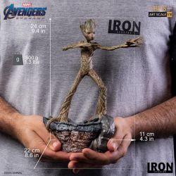 Groot BDS Art Scale Iron Studios Statue 1/10 (Avengers : Endgame)