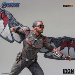 Falcon BDS Art Scale Iron Studios 1/10 figure (Avengers : Endgame)