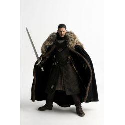 Jon Snow ThreeZero figurine articulée 1/6 (Game of Thrones)