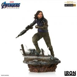 Winter Soldier BDS Art Scale Iron Studios 1/10 figure (Avengers : Endgame)