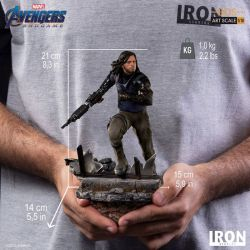 Winter Soldier BDS Art Scale Iron Studios Statue 1/10 (Avengers : Endgame)