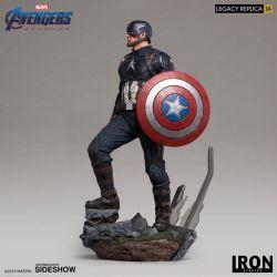 Captain America Legacy Replica Iron Studios Statue 1/4 (Avengers : Endgame)