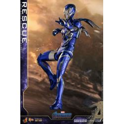 Rescue (Pepper Potts) Hot Toys MMS538D32 figurine 1/6 (Avengers : Endgame)