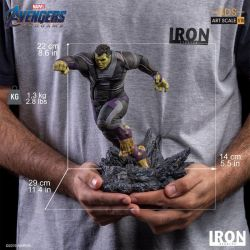 Hulk BDS Art Scale Iron Studios 1/10 figure (Avengers : Endgame)