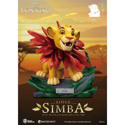 Little Simba Disney Master Craft Beast Kingdom (The Lion King)