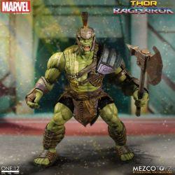Hulk Gladiator Mezco One:12 figurine 1/12 (Thor Ragnarok)