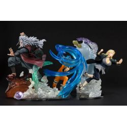 Naruto Uzumaki Rasengan Kizuna Relation Figuarts Zero (Naruto Shippuden)