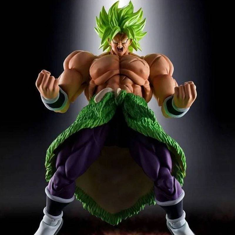 Super Saiyan Broly Full Power SH Figuarts (Dragon Ball Super Broly)