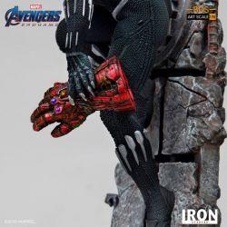 Black Panther BDS Art Scale Iron Studios Statue 1/10 (Avengers : Endgame)
