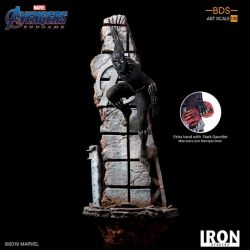 Black Panther BDS Art Scale Iron Studios 1/10 figure (Avengers : Endgame)