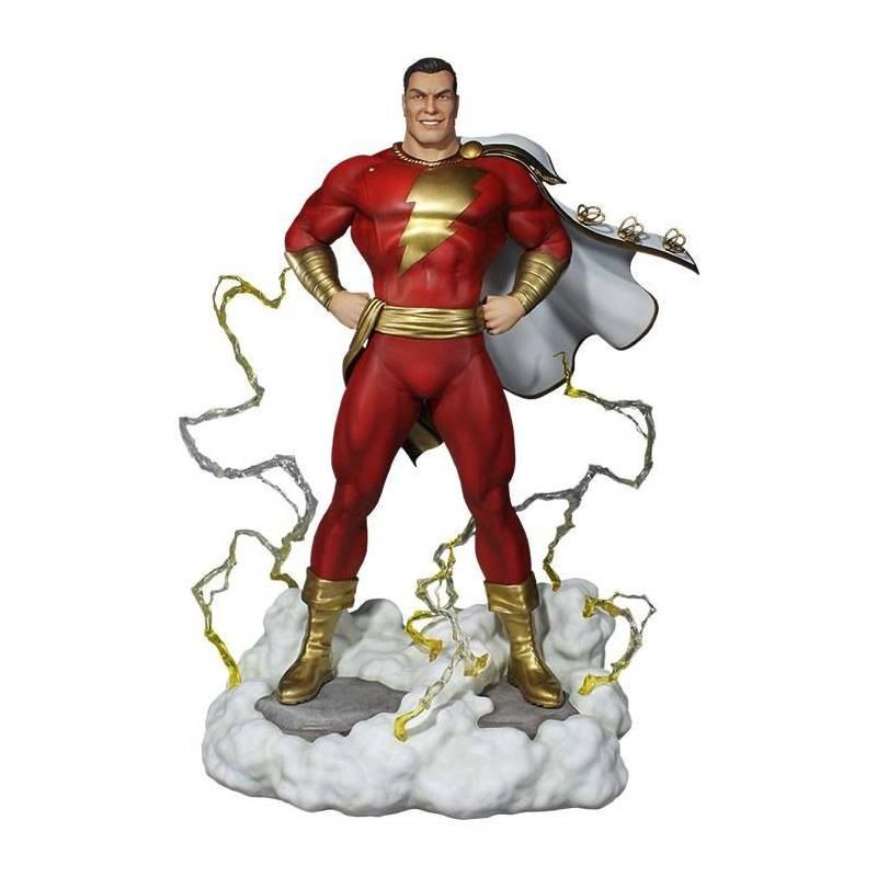 Shazam Maquette Super Powers Tweeterhead Sideshow Collectibles (DC Comics)