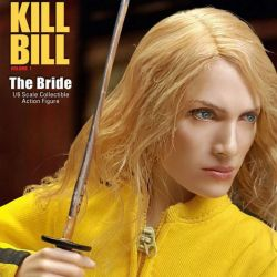 The Bride My Favourite Movie Star Ace Toys 1/6 (Kill Bill)