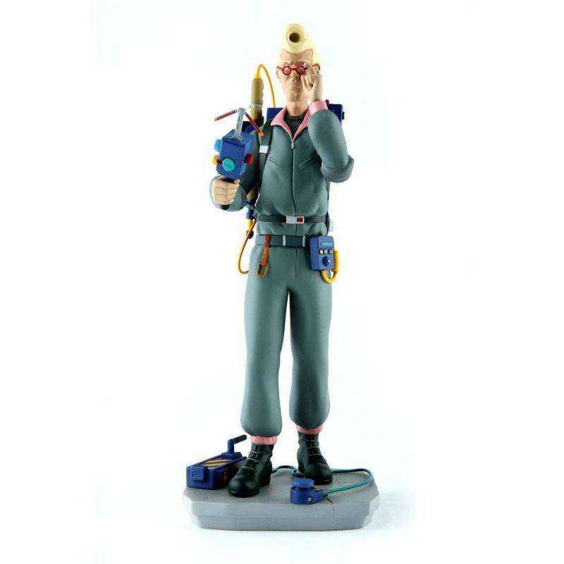 Egon Spengler Chronicle Collectibles (SOS Fantômes - Ghostbusters)