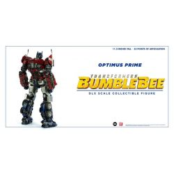 Optimus Prime DLX Scale ThreeA (3A) Toys (Transformers : Bumblebee)