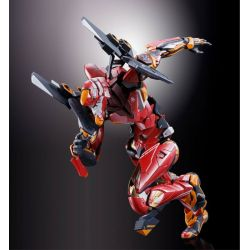 EVA-02 Production Model Metal Build (Neon Genesis Evangelion)