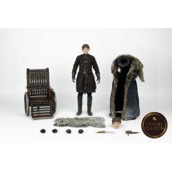 Bran Stark Deluxe Version ThreeZero 1/6 (Game of Thrones)
