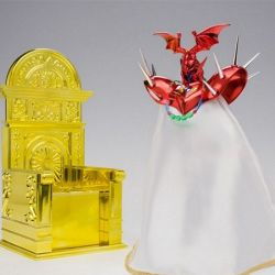 Pope Ares Saint Cloth Myth EX accessories (Saint Seiya)