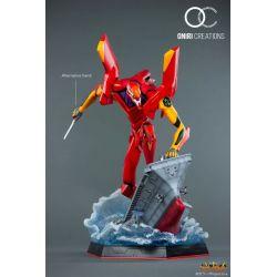 EVA-02 First Appearance Oniri Creations (Neon Genesis Evangelion)
