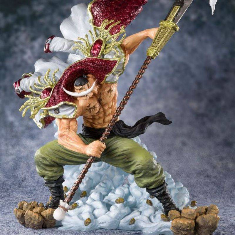 Edward Newgate (Whitebeard) Pirate Captain Figuarts Zero (One Piece)