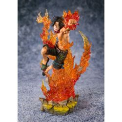 Portgas D. Ace Commander of the 2nd Division Figuarts Zero (One Piece)