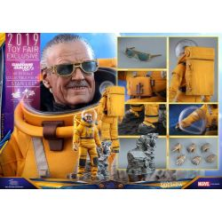 Stan Lee Hot Toys MMS545 Toy Fair Exclusive (Guardians of the Galaxy 2)