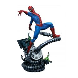 Spider-Man Premium Format Sideshow Collectibles (Marvel Comics)