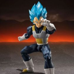 Super Saiyan God SS Vegeta SH Figuarts (Dragon Ball Super : Broly)