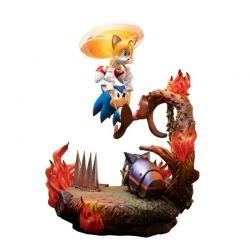 Sonic and Tails First 4 Figures F4F (Sonic the Hedgehog)