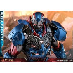 Iron Patriot Hot Toys MMS547D34 (Avengers Endgame)