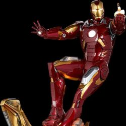 Iron Man Mark VII Maquette Sideshow Collectibles (The Avengers)