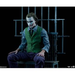 The Joker Premium Format Sideshow Collectibles (The Dark Knight)