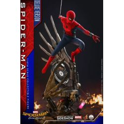 Spider-Man Deluxe Version Hot Toys QS015 1/4 (Homecoming)