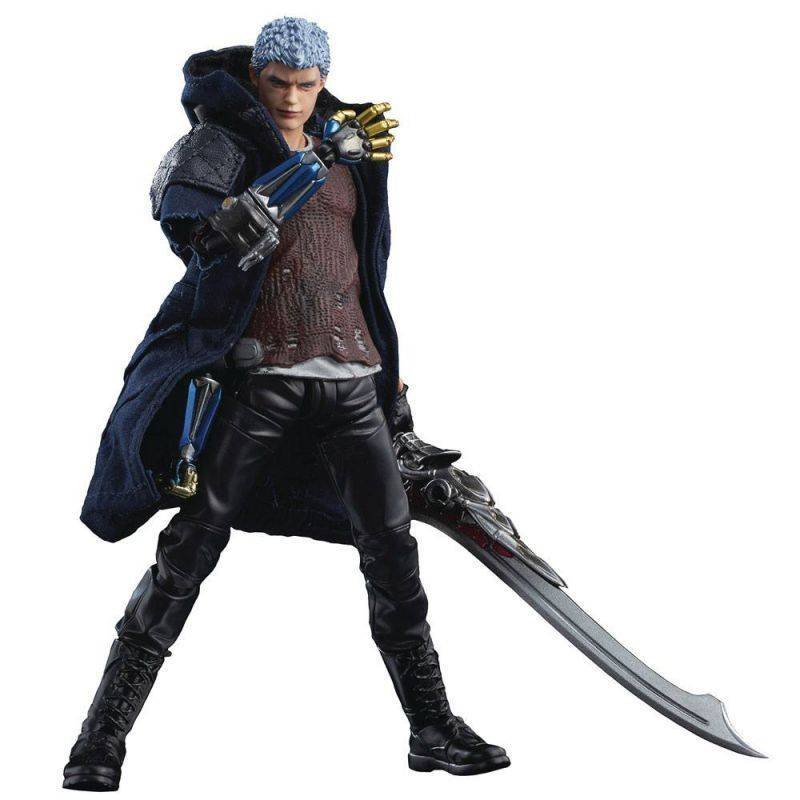 Nero PX Standard Version 1000toys (Devil May Cry 5)