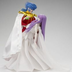 Saint Cloth Myth Abel and Athena (Saint Seiya)