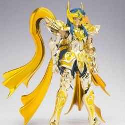 Saint Cloth Myth EX Aquarius Camus (Saint Seiya Soul of Gold)