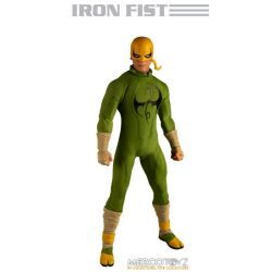 Iron Fist Mezco One:12 (Marvel Comics)