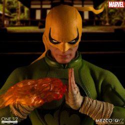 Iron Fist Mezco One:12 (Marvel Comics)