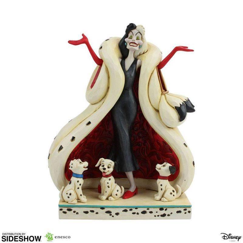 Cruella De Vil Enesco Disney (101 Dalmatians)